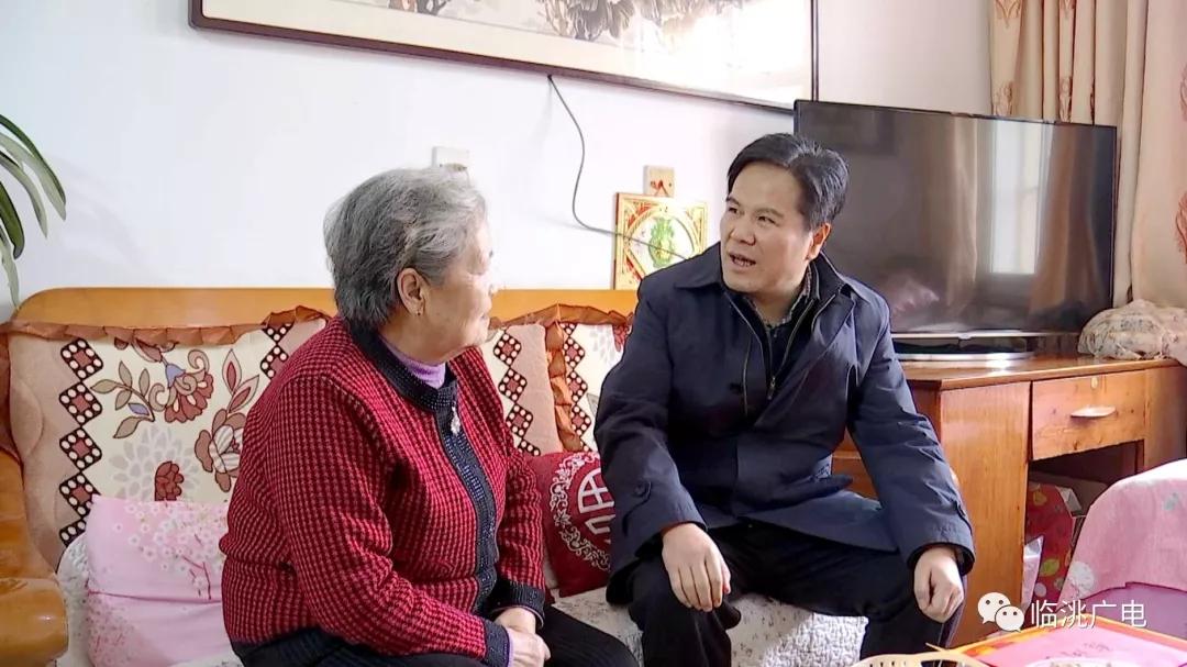 【节前慰问】市县领导开展春节慰问活动