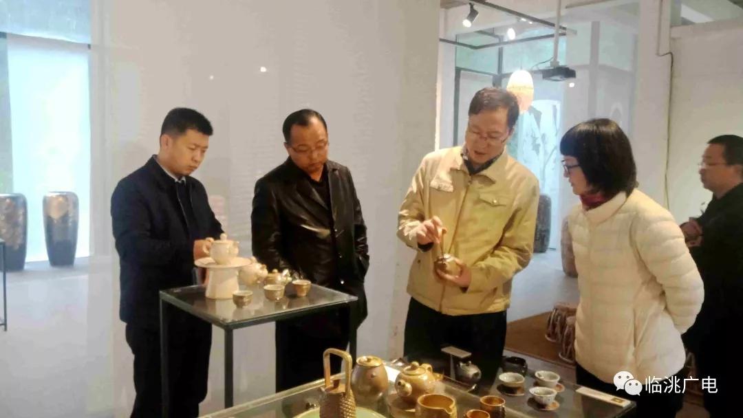 石琳带队赴江西景德镇考察文化旅游产业
